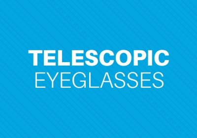 Telescopic Eyeglasses