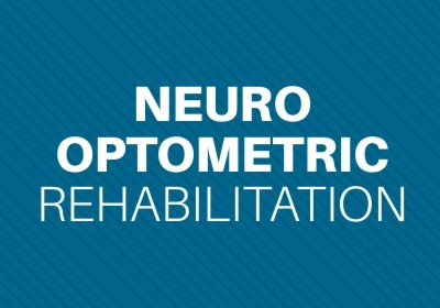 Neuro-Optometric Rehabilitation