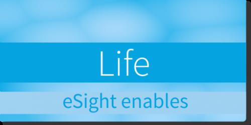 esight enables life