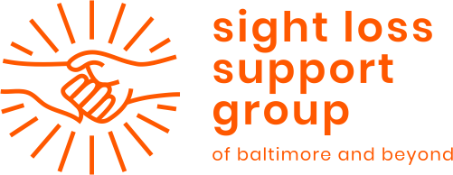 Sight-Loss Support Group of Baltimore and Beyond Logo