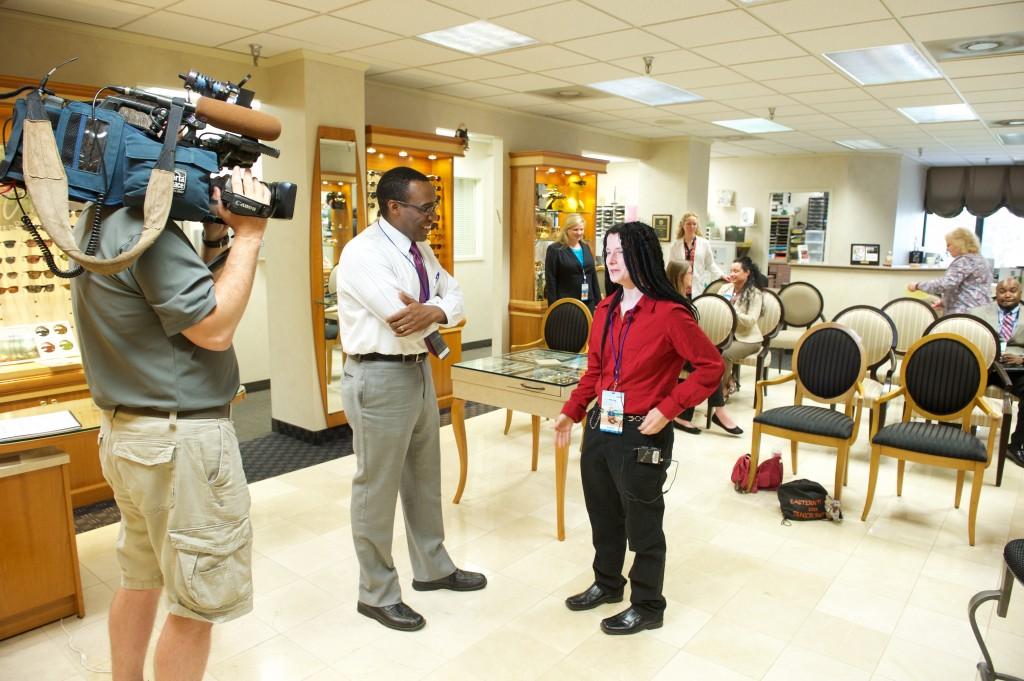 esight on WBAL TV