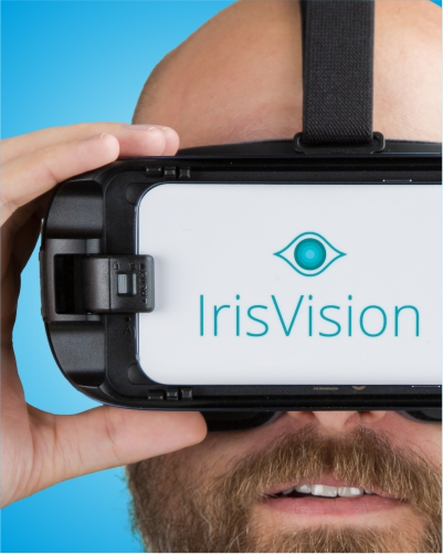 IrisVision Wearable Technology for Low Vision