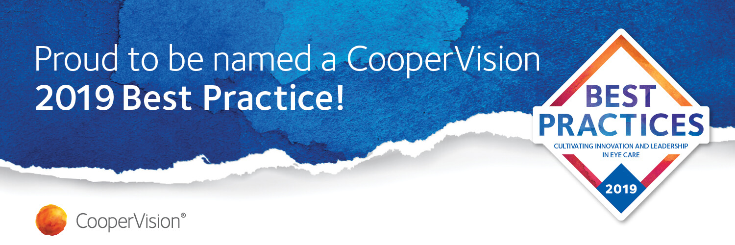 CooperVision Best Practice Award