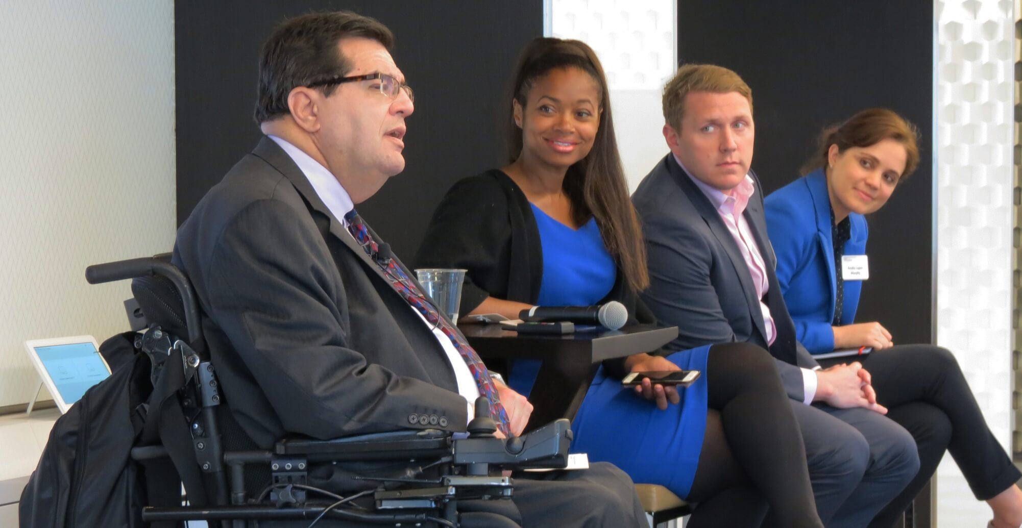 JPMorgan Chase & Co  is tackling disability inclusion   Low