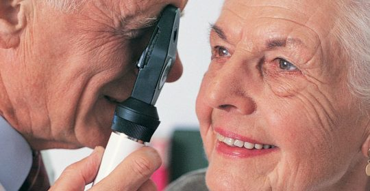 September is Healthy Eye Aging Month