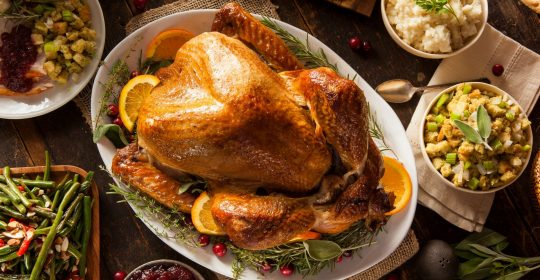 Low Vision & Thanksgiving Ready: Cooking Your Own Turkey
