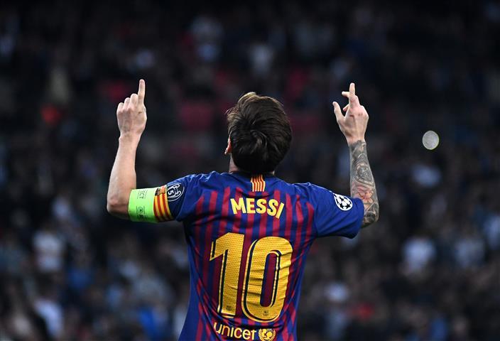 Lionel Messi OrCam